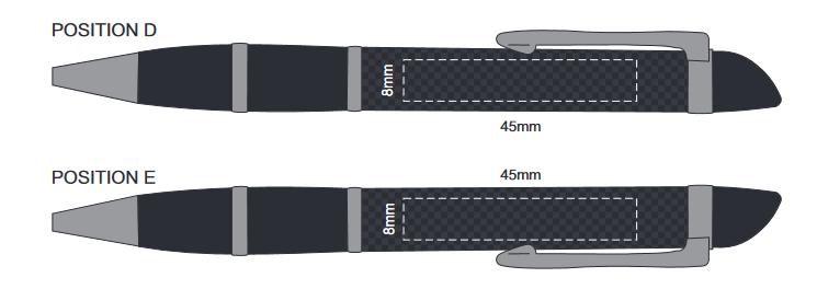 Andromeda Pen branding template