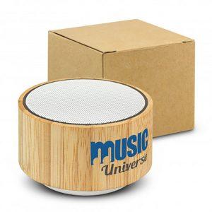 Bamboo Bluetooth Speaker main