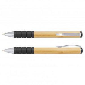 Bamboo Twist Pen black