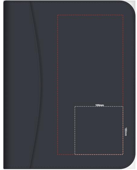 Bradford Zip Portfolio branding template