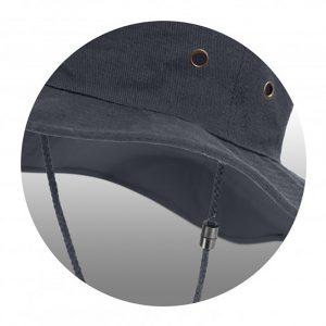 Cabana Wide Brim Hat adjustable toggle