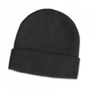 Cardrona Wool Blend Beanie black