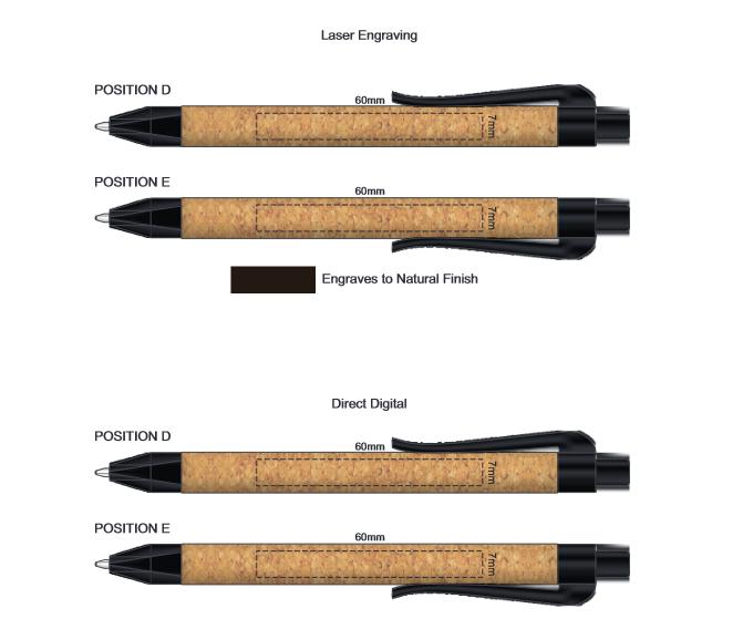 Inca Pen branding template