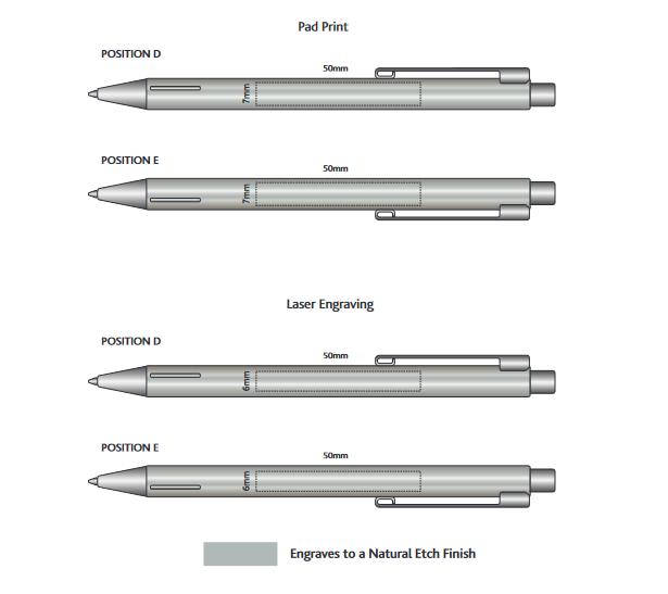 Lamy Econ Pen Branding Template 1 1