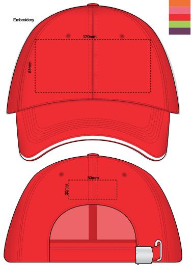 Summit 6 pannel sandwitch tram branding template
