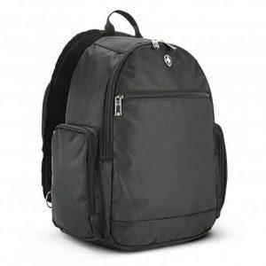 Swiss Peak Sling Laptop Backpack main