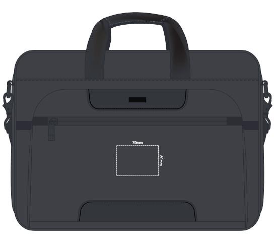 Swiss Peak Voyager Laptop branding template
