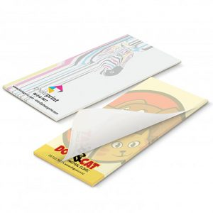 90mm x 160mm Note Pad Full Colour main