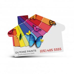 AD Labels 70 x 50mm House Shaped main