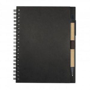 Allegro Notebook Black
