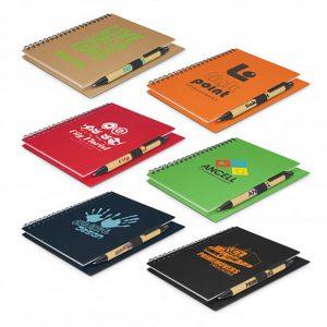 Allegro Notebook Branding Template