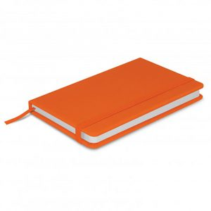 Alpha Notebook orange