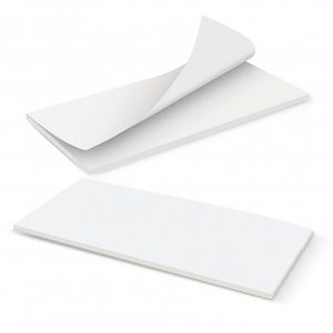 DLE Horizontal Note Pad 50 Leaves white