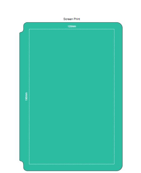 Demio Notebook and Pen Gift Set branding template 5