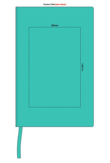 Genoa Soft Cover Notebook branding template 2 1
