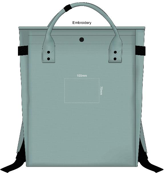 Newport Tote Backpack Branding Template 1 jpg JPEG Image 2278 × 2389 pixels — Sc 2