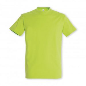 SOLS Imperial Adult T Shirt apple green