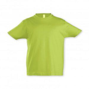 SOLS Imperial Kids T Shirt apple green