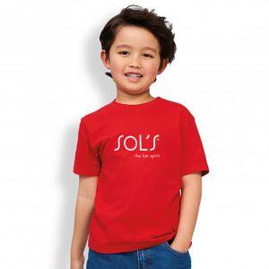 SOLS Imperial Kids T Shirt main