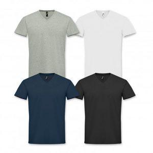 SOLS Imperial Mens V Neck T Shirt colours