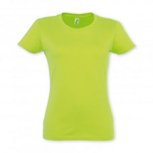 SOLS Imperial Womens T Shirt apple green