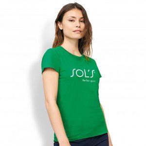 SOLS Imperial Womens T Shirt main