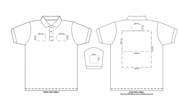 SOLS Prime Mens Polo Shirt branding template 1 1