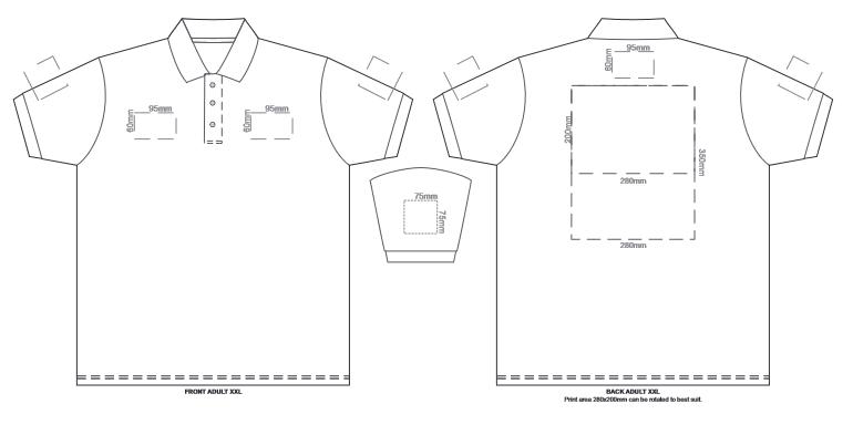 SOLS Prime Mens Polo Shirt branding template 2 1