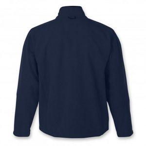 SOLS Relax Softshell Jacket absyy blue back
