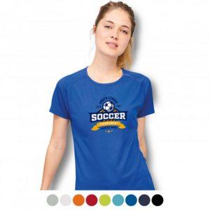 SOLS Sporty Womens T Shirt