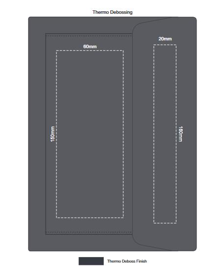 Stanford Notebook branding template 1