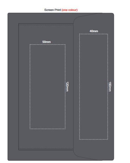 Stanford Notebook branding template 2