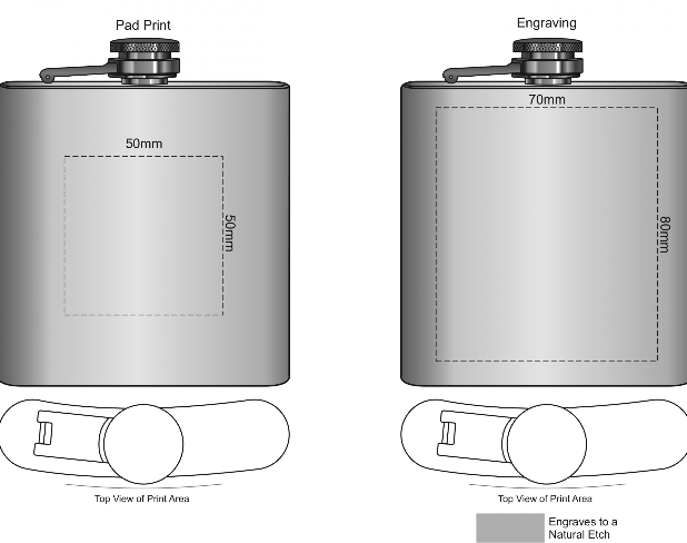 Tennessee Hip Flask Branding Template scaled jpg JPEG Image 2560 × 2006 pixels — Scale...