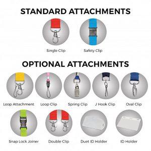 3D Logo Lanyard attachment