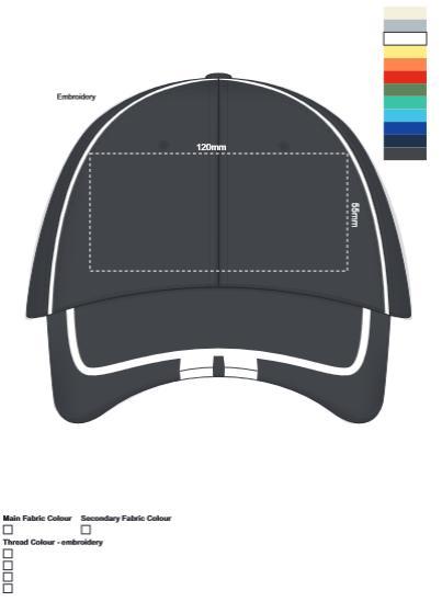 Hanford Cap branding template1