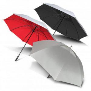 PEROS Hurricane Sport Umbrella Silver1