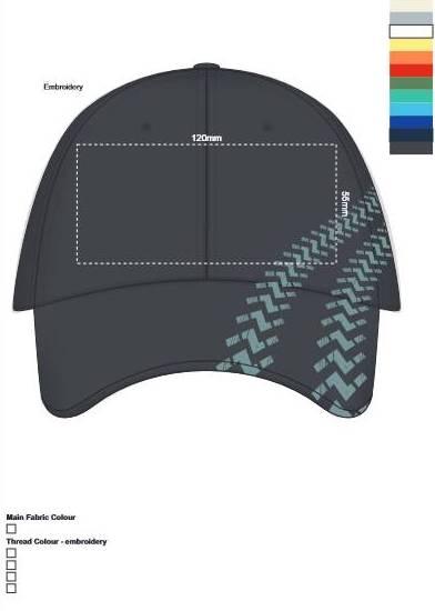 Pantera Cap branding template1