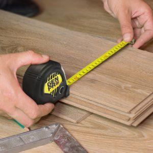 5 Metre Tape Measure feature