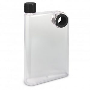 Accent Water Bottle Frosted black