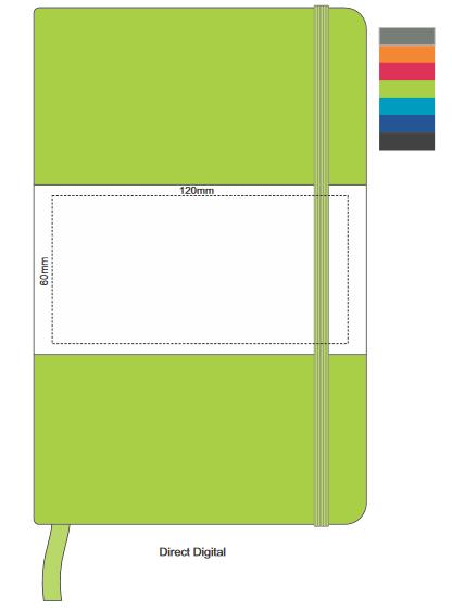 Alexis Notebook Branding Template 2
