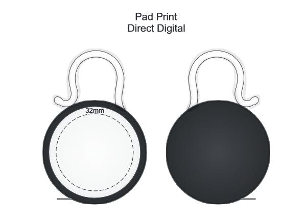 Clip MeasuringTape branding template