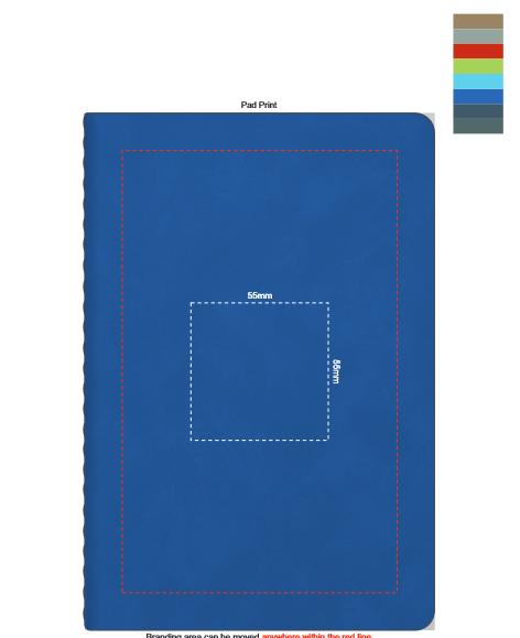 Elantra Notebook branding template 1