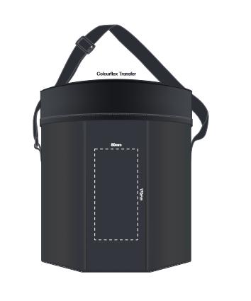 Igloo Cooler Seat branding template