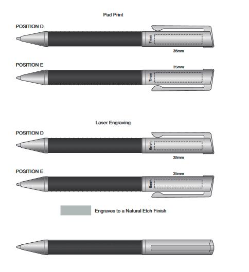 Sovereign Pen branding template